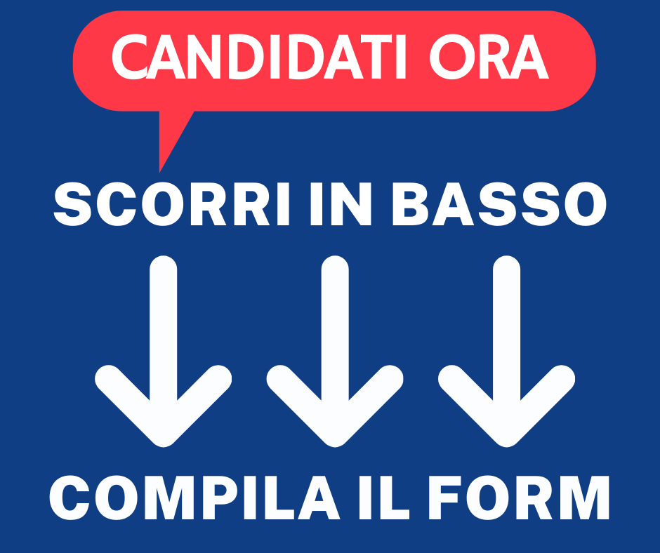 NUOVE CANDIDATURE